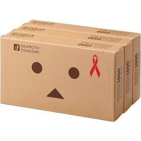 オカモトコンドーム ダンボーver. 12個入り×3箱【コンドーム 避妊具 スキン】