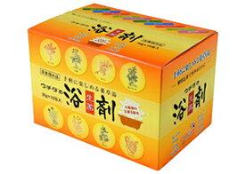 【12個セット】プラス6包添付 ウチダの浴剤 30g×10包 ウチダ和漢薬 1ケース あせも しもやけ 痔に
