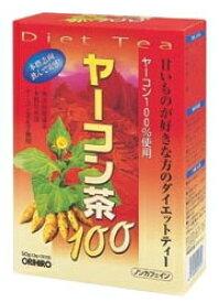 オリヒロヤーコン茶100 (30包) くすりの福太郎 ※軽減税率対象商品