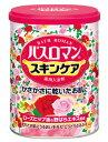 アース製薬 薬用入浴剤 バスロマン スキンケア ローズヒップ油&野ばらエキス (680g) くすりの福太郎