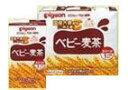 【特売】 ピジョン ベビー飲料 国産大麦使用 ベビー麦茶 (125ml×3コパック) くすりの福太郎