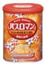 アース製薬 薬用入浴剤 バスロマン 【ゆずの香り】 (850g) くすりの福太郎