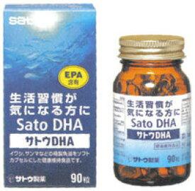 サトウ製薬サトウDHA 90粒 くすりの福太郎