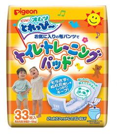 ピジョン オムツ とれっぴー トイレトレーニングパッド (33枚入)