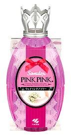 小林製薬 サワデー ピンクピンク ウェディングフラワー 本体 (250mL) Sawaday PINKPINK 室内用芳香消臭剤 くすりの福太郎