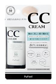 リベルタ ピュフィール ミネラルモイスト CCクリーム SPF50 PA+++ (30g) くすりの福太郎