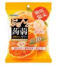 オリヒロ ぷるんと蒟蒻ゼリー パウチ 温州みかん (20g×6個) くすりの福太郎