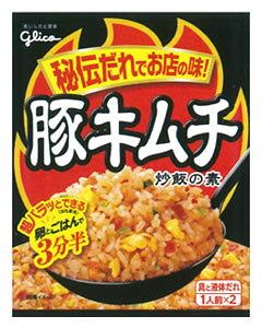 豚キムチ炒飯の素