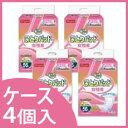 《ケース》 エムズワン ライフラッグ 尿とりパッド 女性用 パンツタイプ・テープ止めタイプ併用 (56枚入)×4個 くすりの福太郎