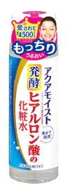 ジュジュ化粧品 アクアモイスト 発酵ヒアルロン酸の 保湿化粧水 しっとりタイプ (180mL) 化粧水 くすりの福太郎
