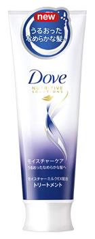 ユニリーバ Dove ダヴ モイスチャーケア トリートメント (180g) くすりの福太郎
