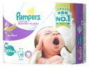 P&G パンパース はじめての肌へのいちばん テープ 新生児用 小さめサイズ 男女共用 (24枚) ベビー紙おむつ 【P&G】