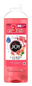 P&G ジョイコンパクト ピンクグレープフルーツの香り つめかえ用 (440mL) 詰め替え用 ジョイ 食器用洗剤 【P&G】 くすりの福太郎