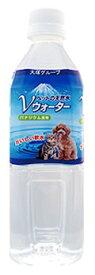 アースペット ペットの天然水 Vウォーター (500mL) ペット用飲料水