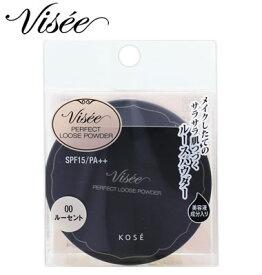 コーセー ヴィセ リシェ パーフェクトルースパウダー 00 ルーセント (6g) フェイスパウダー VISEE