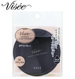 コーセー ヴィセ リシェ パーフェクトルースパウダー 01 ナチュラル (6g) フェイスパウダー VISEE