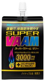 明治 VAAM スーパーヴァーム ゼリー パイナップル味 (240g) ゼリー飲料 ※軽減税率対象商品