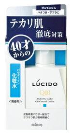 マンダム ルシード 薬用 オイルコントロール化粧水 (100mL) 男性用 メンズ化粧水 【医薬部外品】