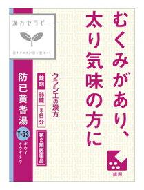 【第2類医薬品】クラシエ薬品 防已黄耆湯 エキス錠F クラシエ (96錠) くすりの福太郎