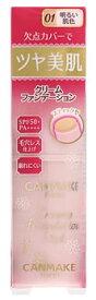 井田ラボラトリーズ キャンメイク クリーミーファンデーションスティック 01 明るい肌色 (1個) SPF50+PA++++ ファンデーション CANMAKE