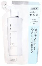 ちふれ化粧品 ふきとり化粧水 つめかえ用 (150mL) 詰め替え用 CHIFURE