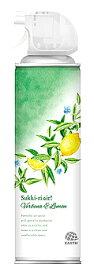 アース製薬 トイレのスッキーリエア! ヴァーベナ&レモンの香り (350mL) トイレ用 芳香・消臭剤 スプレー