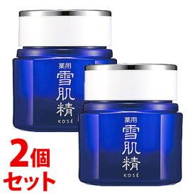 《セット販売》 コーセー 薬用 雪肌精 クリーム (40g)×2個セット 美白クリーム SEKKISEI 【医薬部外品】