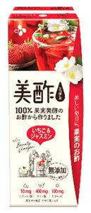 シージェイジャパン 美酢 ミチョ いちご&ジャスミン (200mL) ストレートタイプ お酢 CJ ※軽減税率対象商品