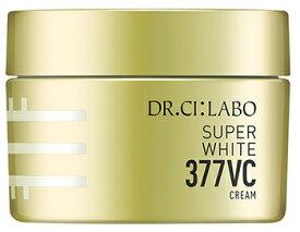 ドクターシーラボ スーパーホワイト 377VCクリーム (50g) フェイスクリーム 保湿クリーム