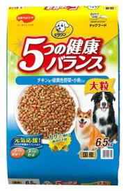 日本ペットフード ビタワン 5つの健康バランス チキン味・野菜・小魚入り (6.5kg) ドッグフード