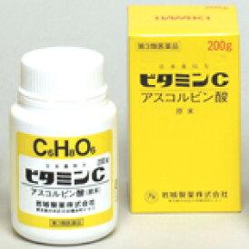 【第3類医薬品】岩城製薬 イワキ ビタミンC アスコルビン酸 原末 200g