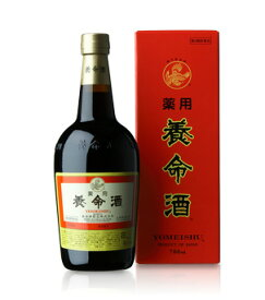 【第2類医薬品】すみずみまで血行改善!薬用 養命酒 700ml