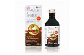 明治薬品 KOMBUCHA&植物酵素 PREMIUM(ドリンクタイプ) 290ml