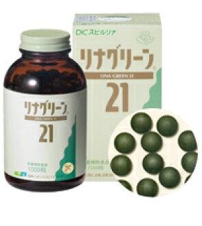 To irregular eating habits ☆! DIC lifetec ( Dainippon ink ) Spirulina lingren 21 1000 grains * enjoy 21 gift voucher with car