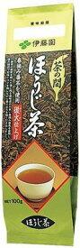 ☆北海道・九州も送料無料!伊藤園 茶の間ほうじ茶 100g×20個セット【お客様都合による返品・交換不可】