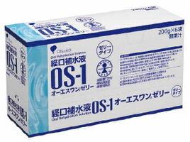 ☆在庫分は即日発送!大塚製薬 経口補水液 OS-1ゼリー(オーエスワンゼリー) 200g×6袋セット
