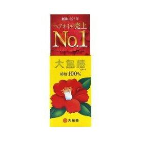 ☆天然椿油100%のヘアオイル!大島椿 60ml
