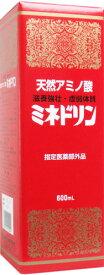 伊丹製薬 天然アミノ酸ドリンク ミネドリン 600mL×6本セット【指定医薬部外品】