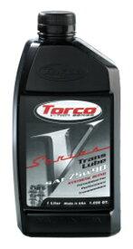 正規輸入品 TORCO V-Series TRANCE LUBE トルコオイル トランスルブ 75W-90 ハーレー、Vツイン用、ギアオイル、半化学合成 1L