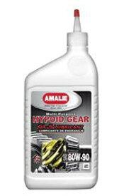 アマリー・MPギアー AMALIE Multi-Purpose Gear Lubricant 80W-90 アマリーの鉱物油ギアオイル 1QT(946ml)