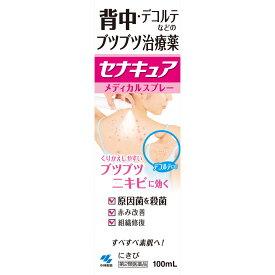 【第2類医薬品】 小林製薬 セナキュア 100ml 【送料込/メール便発送】