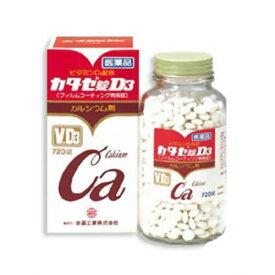 【第2類医薬品】 全薬工業 カタセ錠D3 720錠