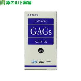 【送料無料】E型コンドロイチン GAGs (ギャグズ) 30包 イカ軟骨由来 新型コンドロイチン イカコンドロイチン グルコサミン ChS-E ハイドロックス 正規品 送料無料 骨強化 筋力向上 軟骨再生