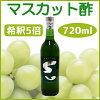 醋是如此美味 ! 马斯喀特醋马斯喀特苏 720 毫升 5 倍稀释) 您容易喝克莉奥佩特拉美容水果醋在从疲劳和饮食恢复 !