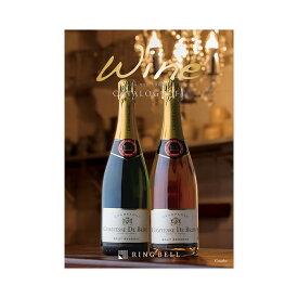 リンベル カタログギフト グルメ ワイン 【カーヴ】 快気祝い(内祝い) 新築・引越し内祝い 6000円コース Ring Bell Gourmet Wine Courve 853-002