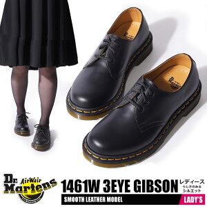 ドクターマーチン 1461 3EYE GIBSON BLACK 11837002 ...