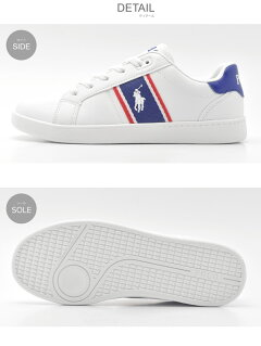 ポロラルフローレンPOLORALPHLAURENスニーカー靴
