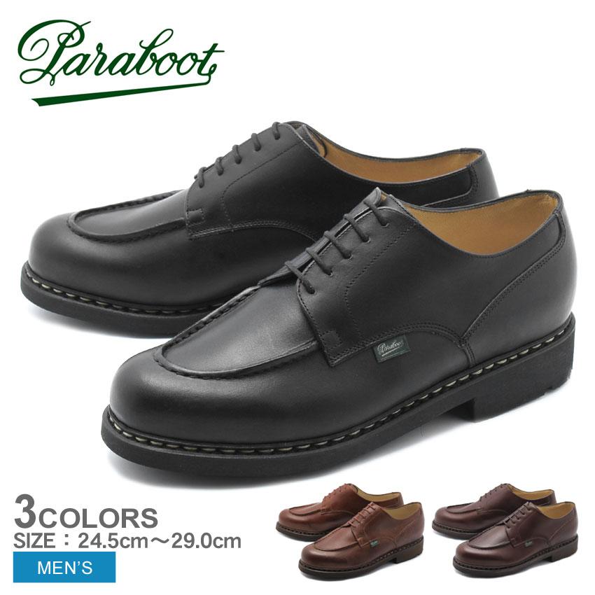 【SALE開催中】パラブーツ PARABOOT シャンボード レザーシューズ 靴 シューズ メンズ Uチップ 革靴 短靴 カジュアル 本革 レザー CHAMBORD 7107 送料無料