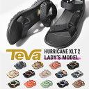 【サマーセール開催】 テバ サンダル レディース TEVA ハリケーン XLT 2 靴 シューズ ブラック ホワイト ブルー グレ…