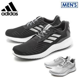 アディダス adidas スニーカー アルファ バウンス RC メンズ ブラック グレー 黒 シューズ 靴 ローカット ランニングシューズ ALPHA BOUNCE RC GIW68 B42652 B42863